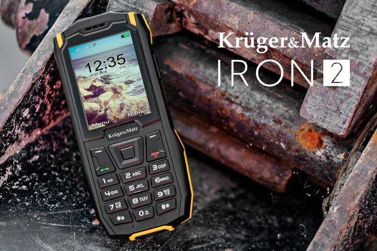 pancerny telefon iron 2