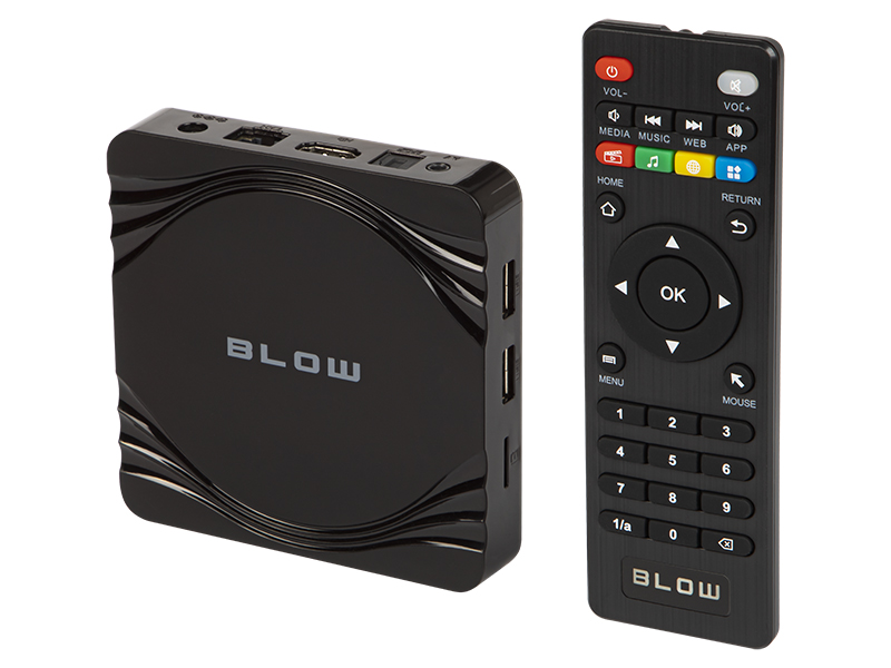 blow android box smart tv