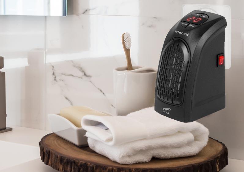 termowentylator do kontaktu
