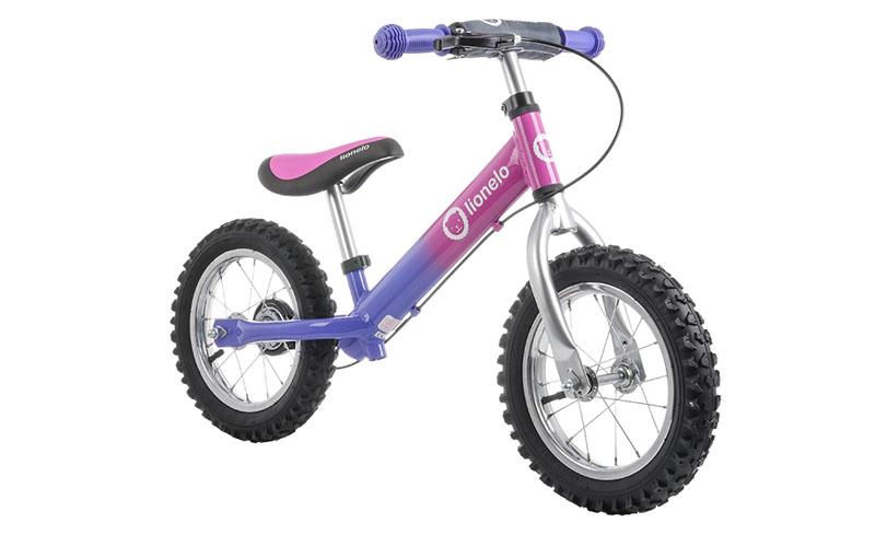 rowerek biegowy lionelo dex plus