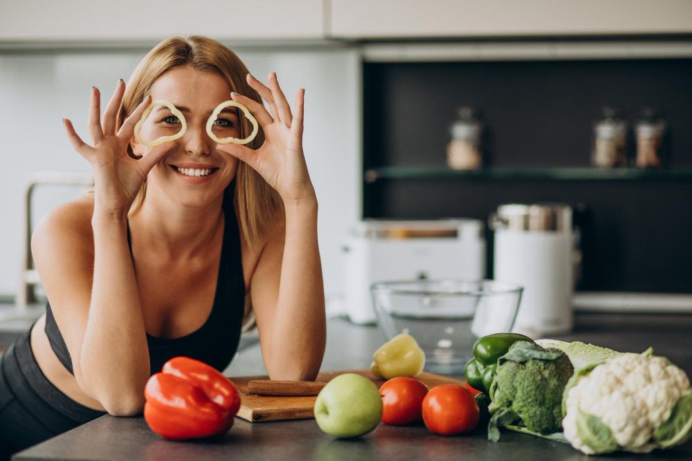 Warzywa i owoce przekąski