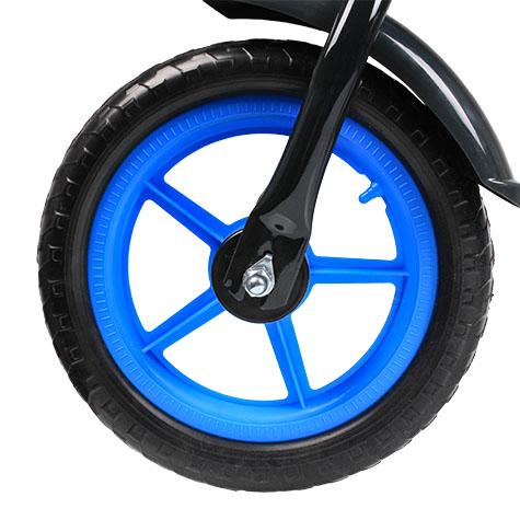koło piankowe rowerek biegowy technologia eva
