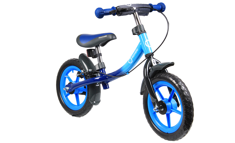 rowerek biegowy lionelo dan plus