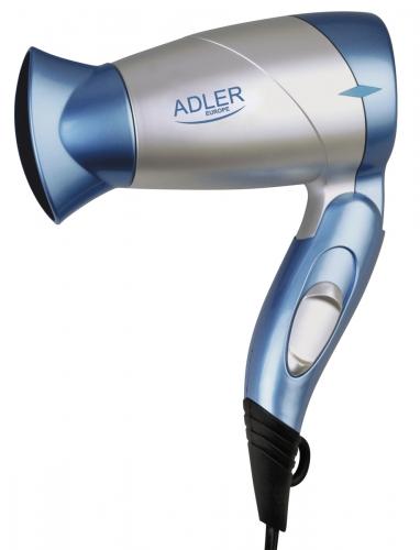 Suszarka do włosów 1300 W Adler AD 223 bl składana rączka