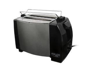Toster na 2 kromki Adler AD 35 750 W