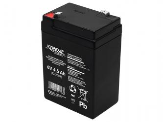 Akumulator żelowy XTREME 6V 4.5Ah