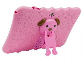 Tablet edukacyjny dla dzieci BLOW KIDSTAB 7.4 +gry +zestaw - różowy
