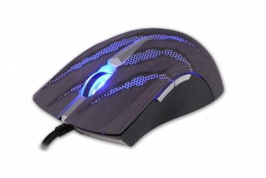 Podświetlana mysz dla graczy Rebeltec MAGNUM optyczna 2400DPI