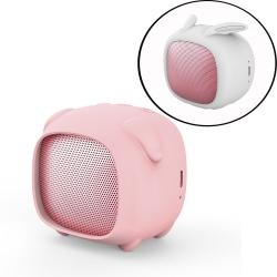 Przenośny głośnik Bluetooth Forever Milly ABS-200 dwa pokrowce