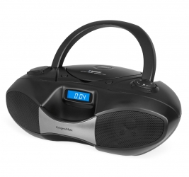 Boombox Kruger&Matz KM3903 z CD SD USB Bluetooth