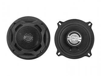 Komplet głośników samochodowych LTC GT130 z maskownicami 4 Ohm 150W