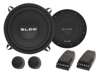 Zestaw głośników samochodowych BLOW VR-130 100W 4 Ohm