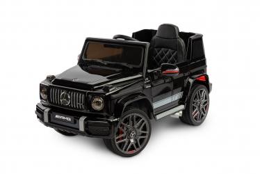 Samochód auto na akumulator Caretero Toyz Mercedes-Benz G63 AMG akumulatorowiec + pilot - czarny