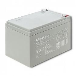 Akumulator żelowy Qoltec 12V 14Ah