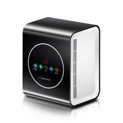 Oczyszczacz powietrza Esperanza BREEZE filtr HEPA LCD