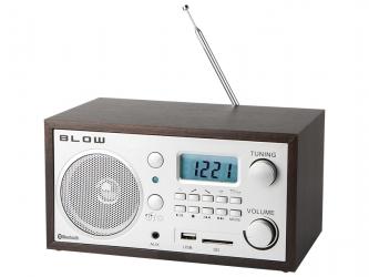 Przenośne radio analogowe BLOW RA2  AM/FM Bluetooth