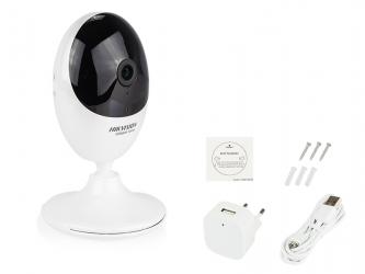 Wewnętrzna kamera HikVision WiFi kamera 2Mwew.HWC-C120-D/W