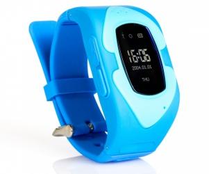 Zegarek LIMITED KIDS SMARTWATCH dla dzieci lokalizator GPS SIM kolor niebieski