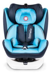 Fotelik samochodowy LIONELO HUGO czarny 15-36 kg ISOFIX