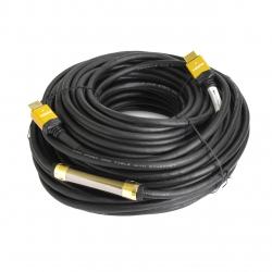 Kabel HDMI męski 30m ETHERNET wzmacniacz Hight Speed pozłacane końcówki 4K 3D