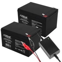 Akumulator żelowy 12V 10Ah XTREME