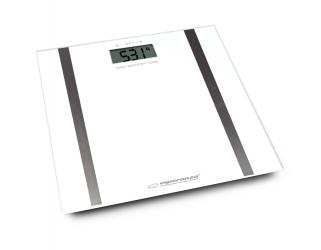 Analityczna waga łazienkowa Esperanza SAMBA biała