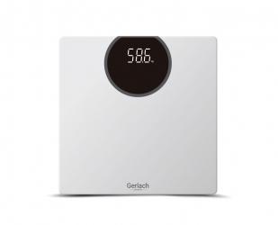 Elektroniczna waga  łazienkowa LED Gerlach GL 8168 do 180 kg