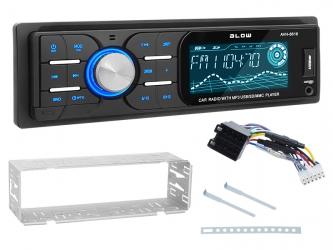 Radio samochodowe BLOW AVH-8610 MP3 USB SD MMC FM LCD AUX