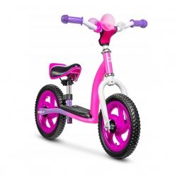 Rower rowerek biegowy hulajnoga 2w1 Lionelo Roy 12'' nóżka koła EVA - militarna zieleń