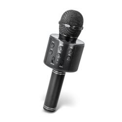 Mikrofon Bluetooth pojemnościowy Blow PRM401 karaoke złoty
