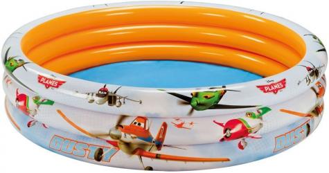 Basen dmuchany trzy pierścienie Disney Planes samoloty INTEX 168cm x 40cm