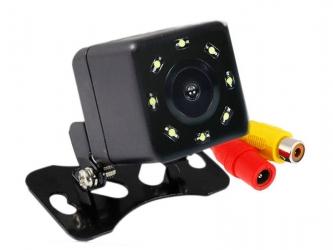 Kamera cofania VORDON 8IRPL 8 led dzień/noc przewodowa wodoodporna wstrząsoodporna