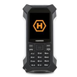 Telefon komórkowy telefon dla seniora myPhone Hammer Patriot Dual SIM aparat latarka