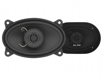 """Komplet 2-drożnych głośników samochodowych BLOW WH-4616 4x6"""" 4 Ohm"""