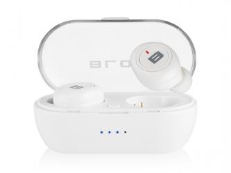 Słuchawki BLOW Earbuds BTE100 Bluetooth PowerBank białe