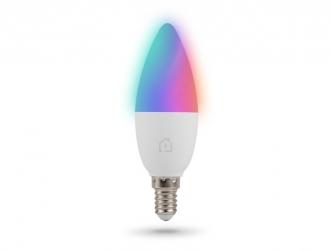 Inteligentna żarówka LED SMART HOME WIFI LANBERG RGBW E14 450LM 5W