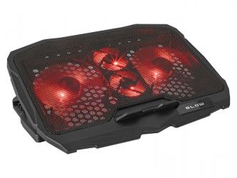 Gamingowa podstawka chłodząca pod laptop BLOW HURRICANE podświetlana