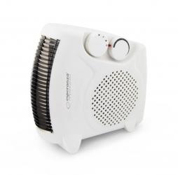 Termowentylator ceramiczny Esperanza WAIKIKI farelka z termostatem 1000W/2000W regulacji nawiewu