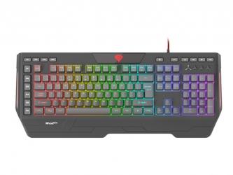 Klawiatura Genesis RHOD 600 RGB podświetlana gamingowa dla graczy
