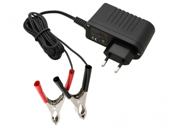 Przetwornica impulsowa ładowarka do akumulatorów żelowych 6V-V1.5 LED