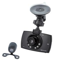 Wideorejestrator Forever VR-200 z kamerą cofania