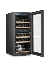 Chłodziarka do wina Gerlach GL 8079 na 24 butelki 60 L