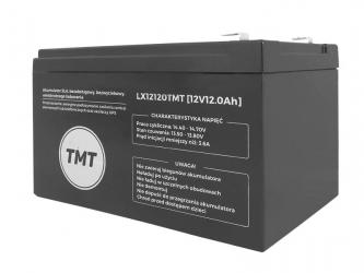 Akumulator żelowy TMT 12V 12Ah