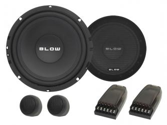 Zestaw głośników samochodowych BLOW VR-160 150W 4 Ohm