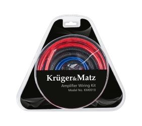Zestaw montażowy do wzmacniaczy Car Audio Kruger&Matz KM0010
