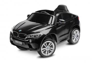 Samochód auto na akumulator Caretero Toyz BMW X6 akumulatorowiec + pilot zdalnego sterowania - czarny