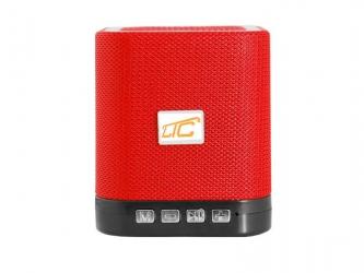 Głośnik Bluetooth LTC KOSTKA  z radiem FM AUX microSD