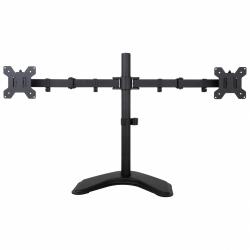 """Uchwyt biurkowy do dwóch monitorów LED/LCD 13-27"""" L-21N ART"""
