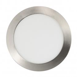 Panel LED kwadrat 296mm 25W podtynkowy PLAFON sufitowy 4000K-W - biały