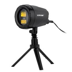 Projektor laserowy Vipow świąteczny